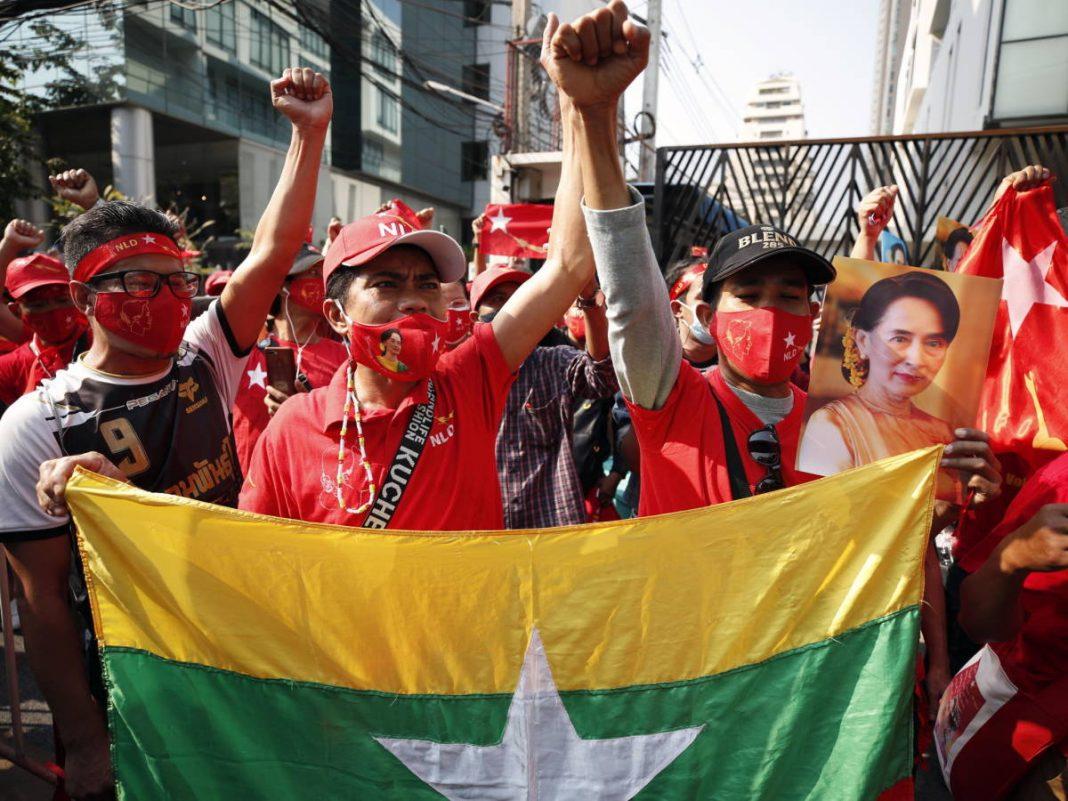 Myanmar :  orrore per l