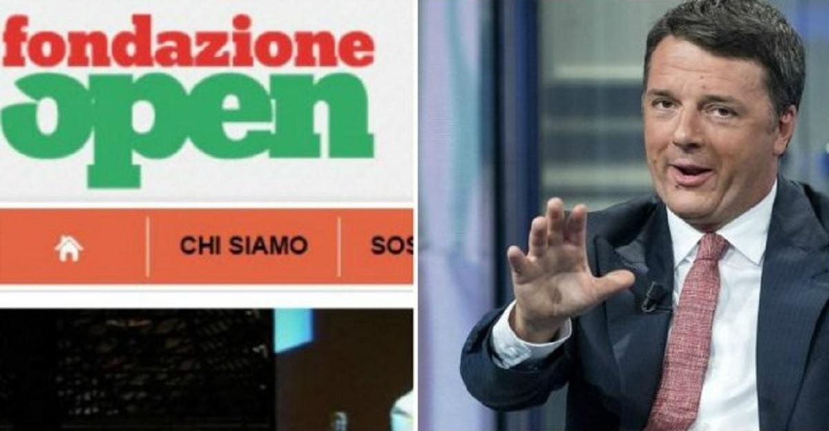 Fondazione Open :  indagati Matteo Renzi, Maria Elena Boschi e Luca Lotti