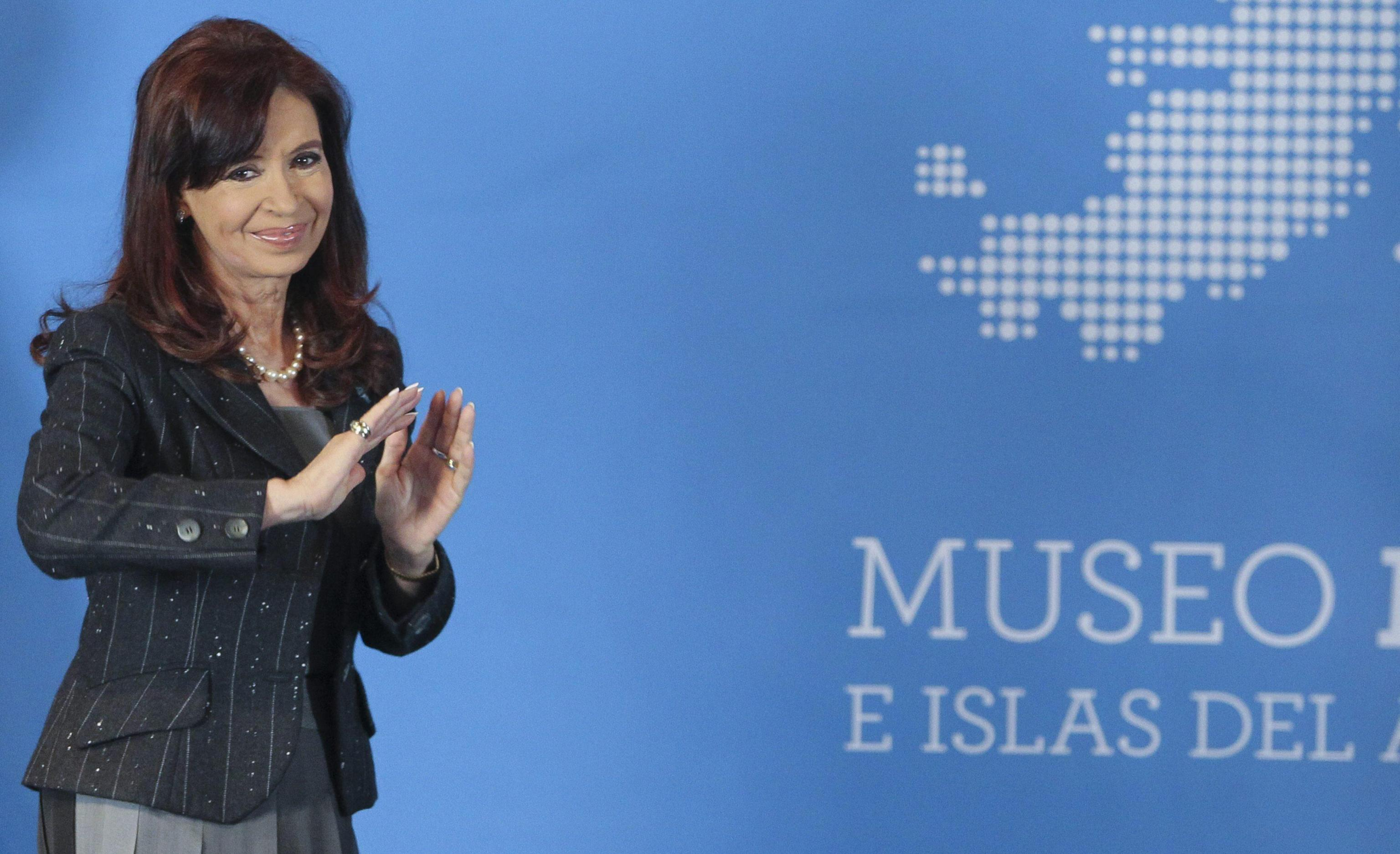 Mafiosi per genetica : La vicepresidente Argentina attacca gli italiani