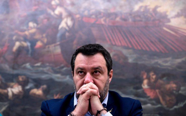 Caso Gregoretti, Matteo Salvini: Mandatemi pure a processo