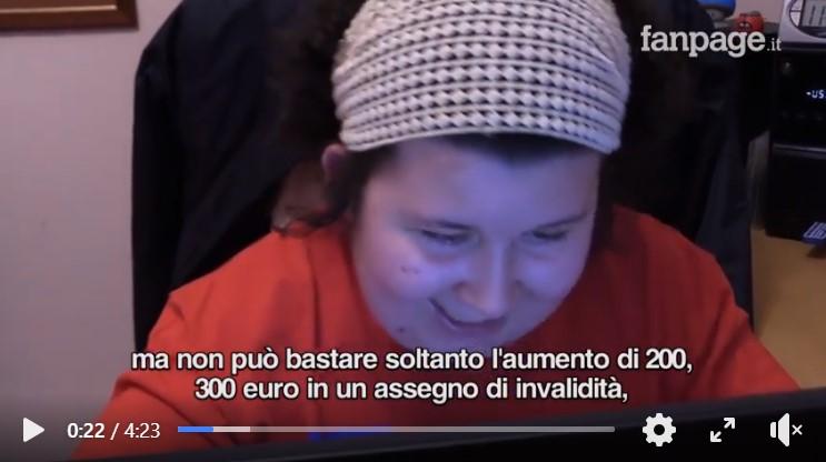 Mamma Daniela: I nostri figli con disabilità stanno regredendo per l
