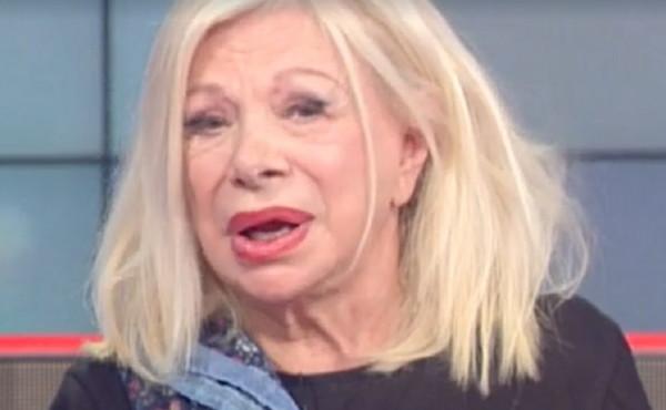 Sandra Milo disperata in Tv: Soffro tantissimo!