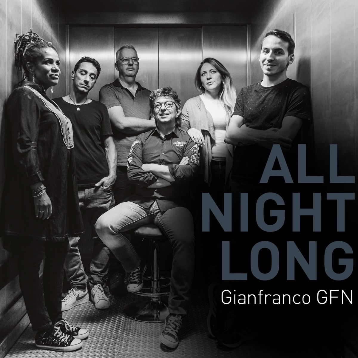 Gianfranco GFN presenta All Night Long, il suo nuovo singolo