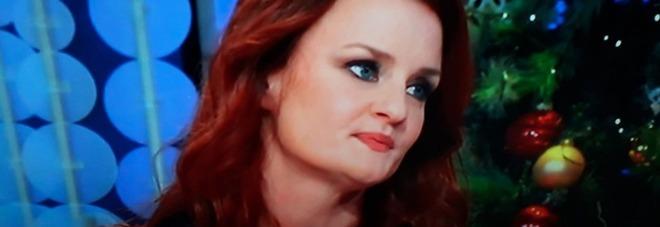 La confessione di Irene Fornaciari a Vieni da Me: Ho sofferto di attacchi di panico