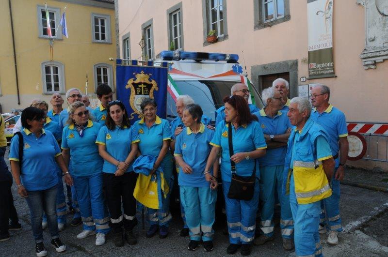 """Arriva a Bagnone il """"Fime to care"""" per aiutare gli anziani. E il Governatore Barbieri  fa il punto sulla sensibile attività svolta"""