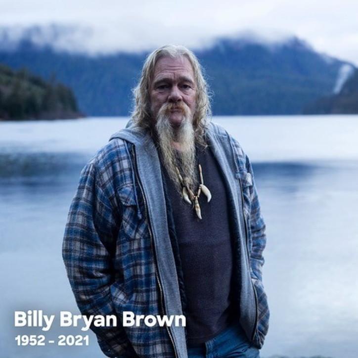 Una famiglia fuori dal mondo : È morto Billy Brown, Chi era il patriarca pioniere