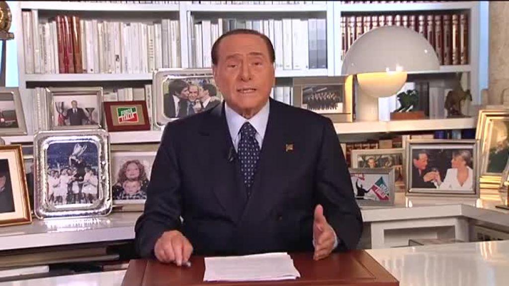 Silvio Berlusconi positivo al Covid-19 : è asintomatico e sta bene