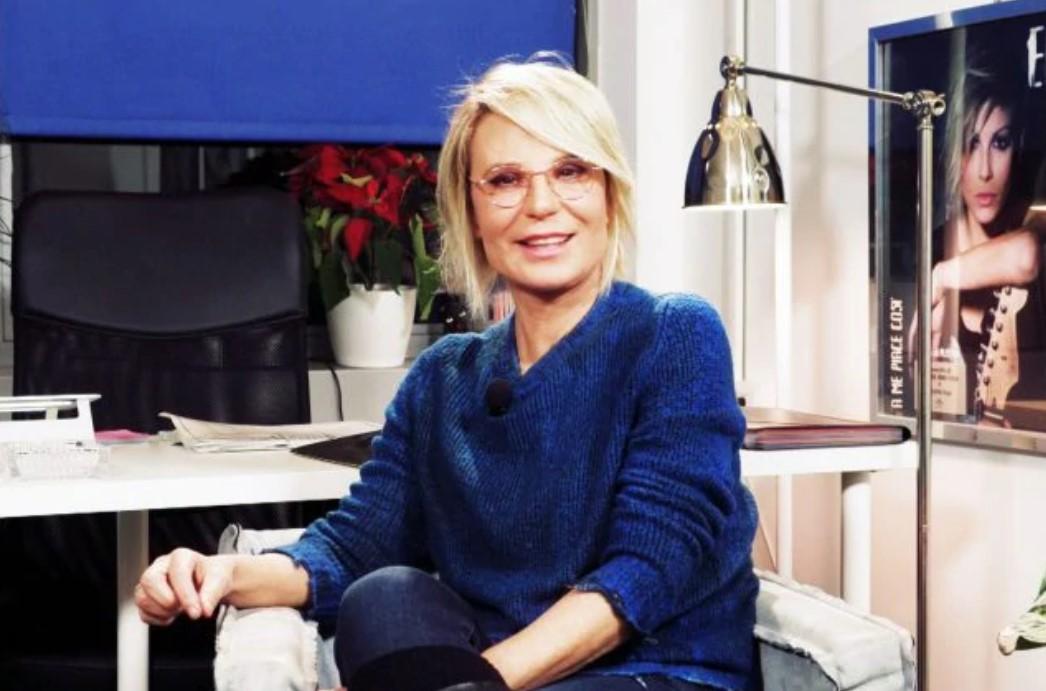 Maria De Filippi : Sabrina Ferilli sarà a Tu si que vales 2020, farei anche Sanremo con lei