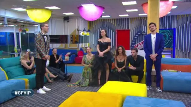 GF Vip : Chi è il terzo finalista tra Tommaso, Rosalinda e Andrea