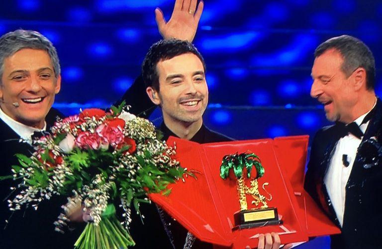 A Sanremo 2020 vince Diodato con il brano Fai rumore | Video