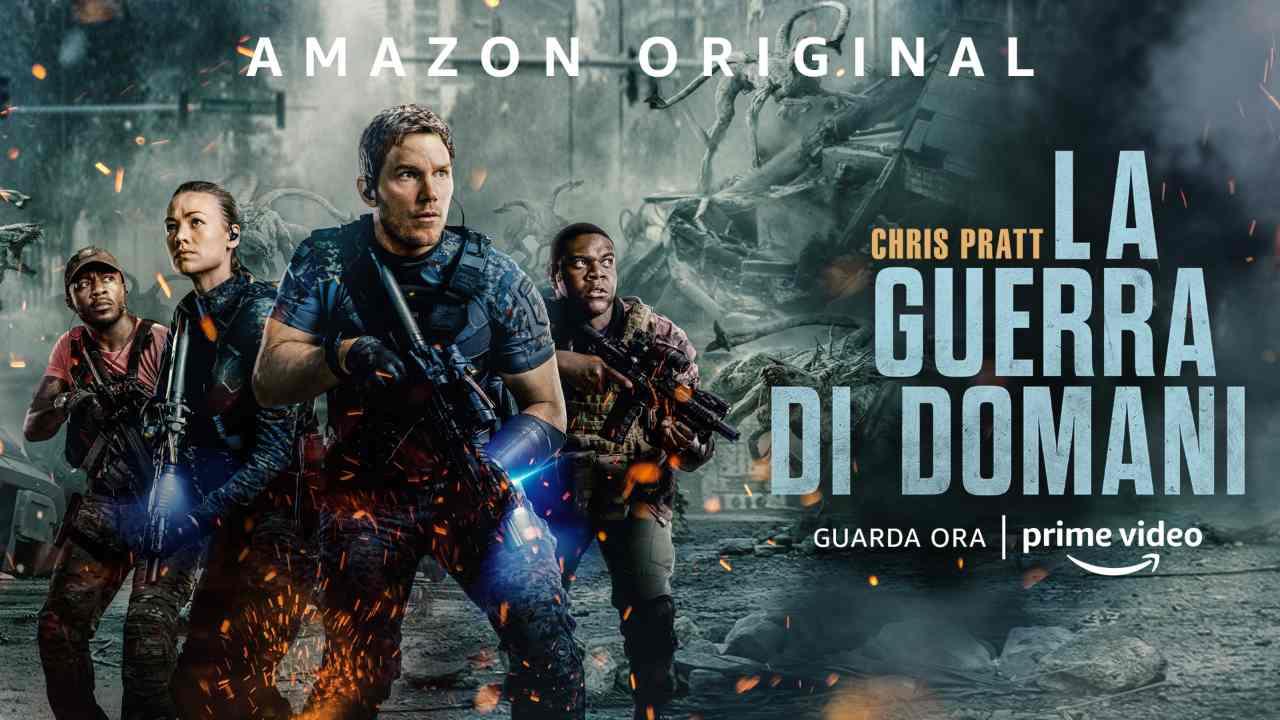 La guerra di domani streaming : Chris Pratt | Curiosità