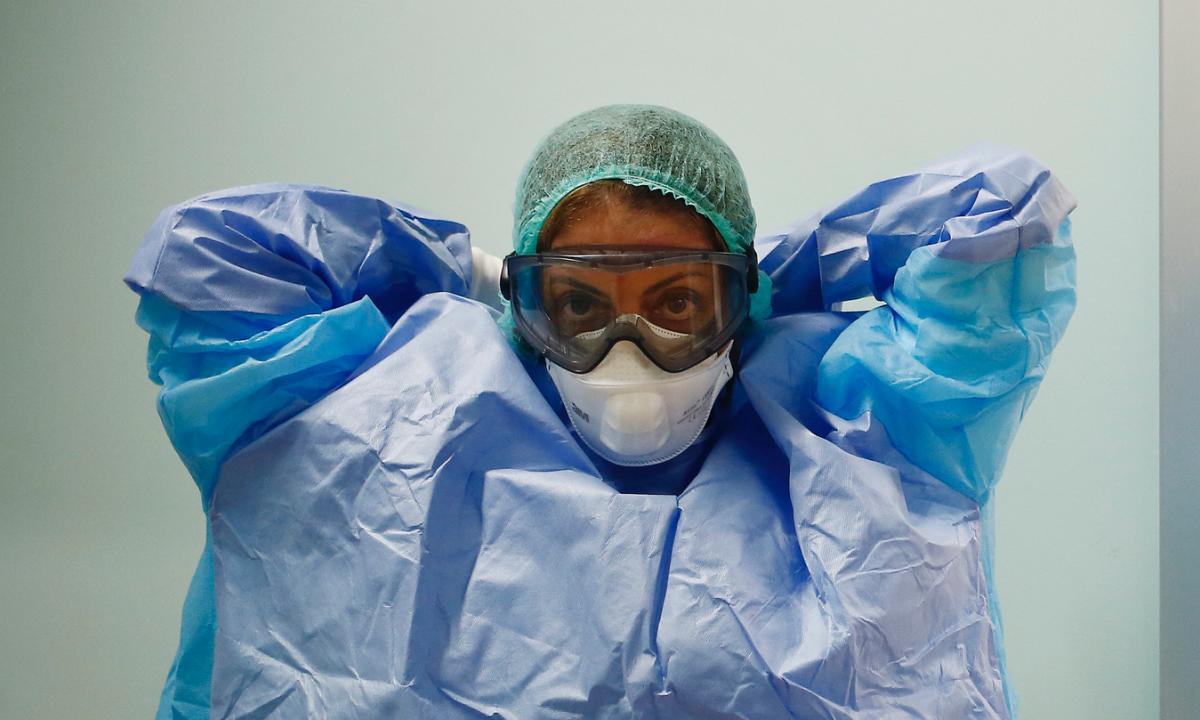 Coronavirus , in Europa la prima vittima | Niccolò è risultato negativo