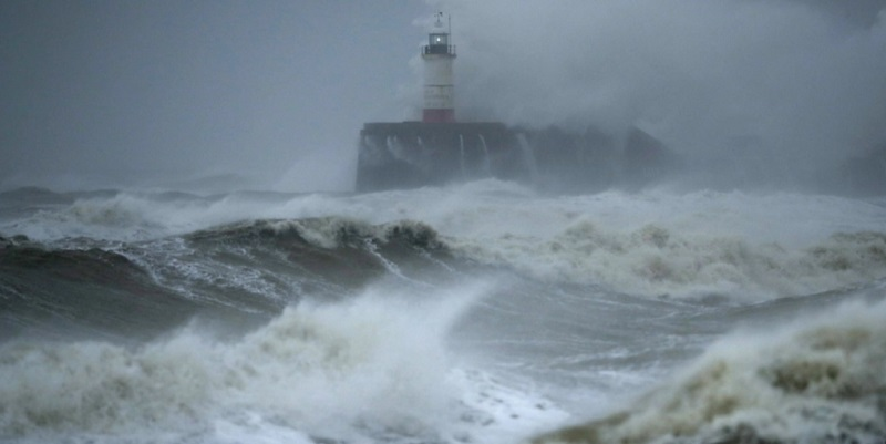 Maltempo, la tempesta Ciara in Italia con raffiche di 100 Km/h : Ecco le Regioni interessate