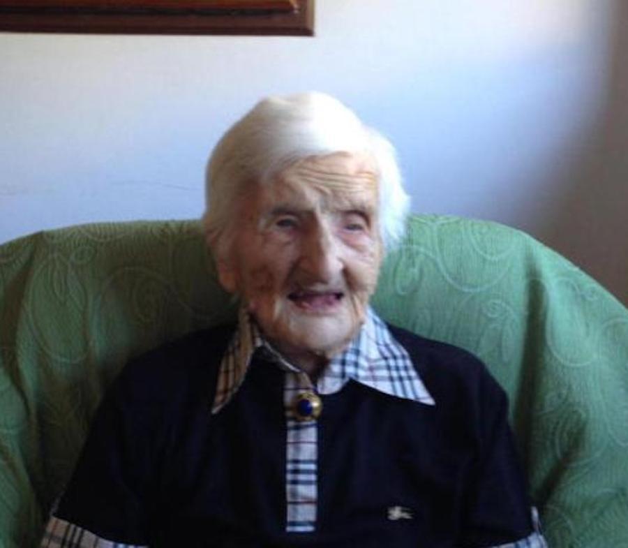 Addio nonna Anna, è morta a 113 anni la donna più anziana d'Italia