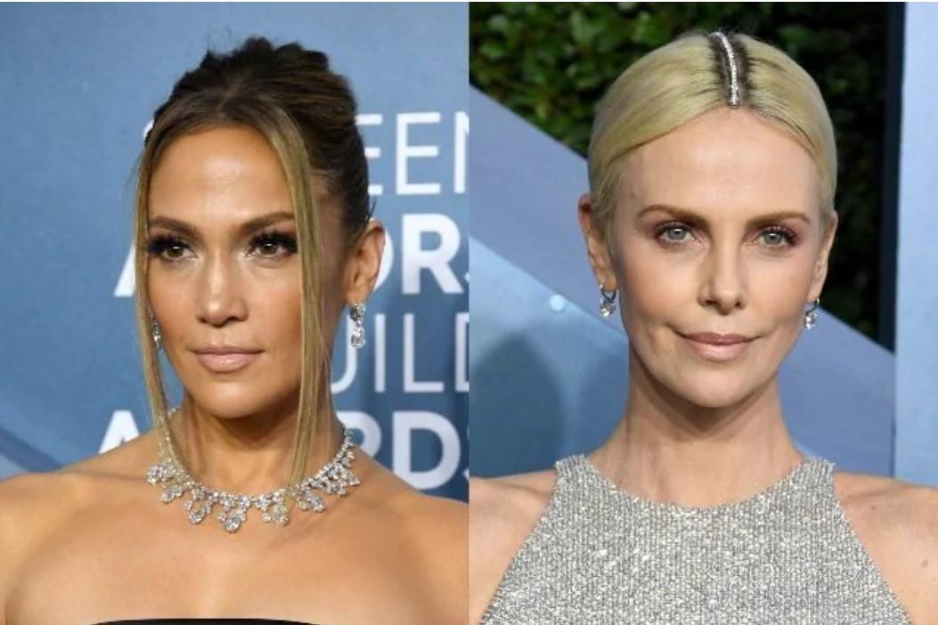 Sag Awards 2020 : Jennifer Lopez e Charlize Theron, i loro gioielli valgono milioni di euro