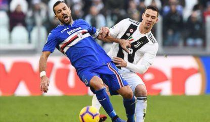 Sampdoria Juventus live, ecco dove vedere la partita in diretta TV e in streaming