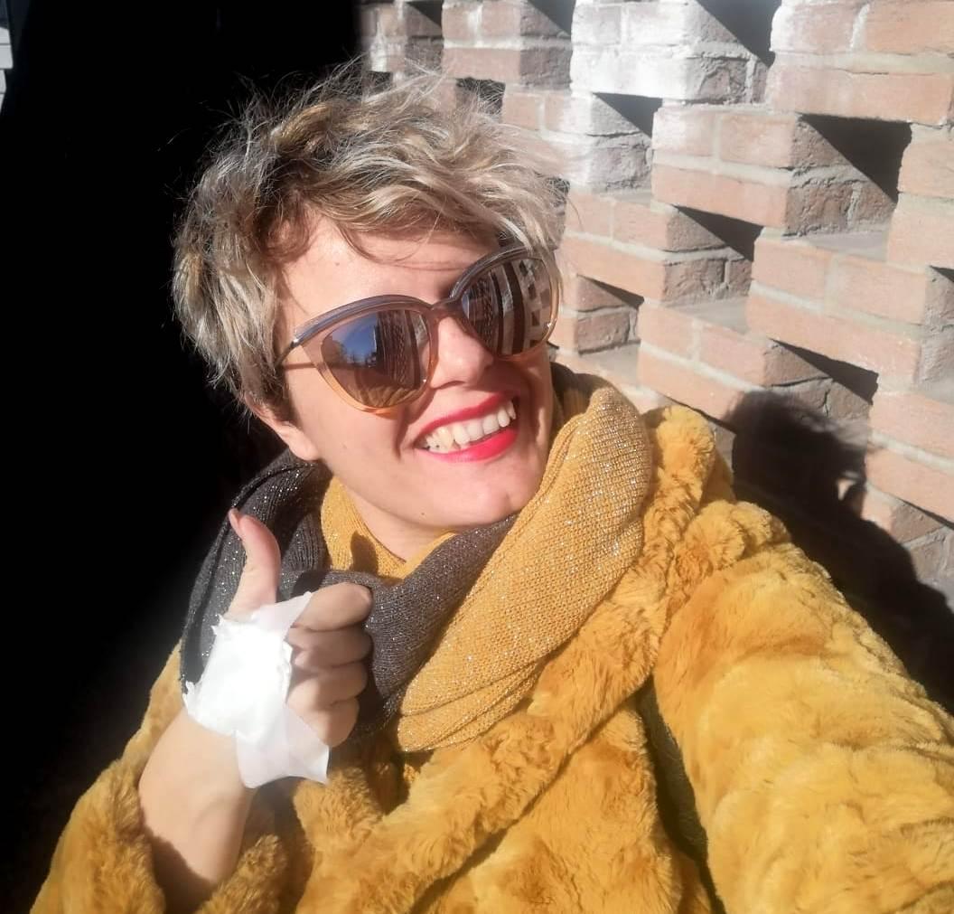 Vanessa Grey: La musica è più forte del Covid