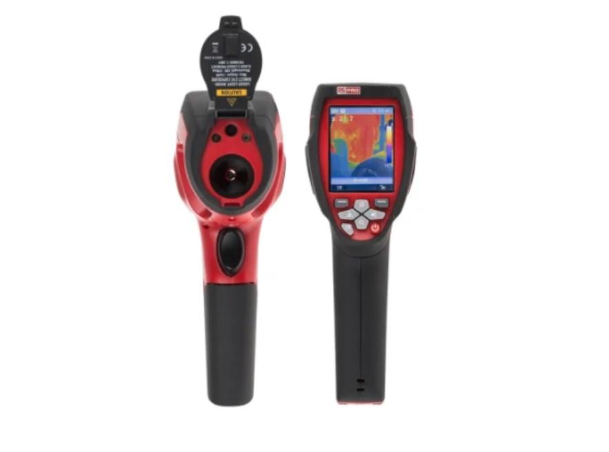 Misuratori di temperatura: caratteristiche e vantaggi delle termocamere