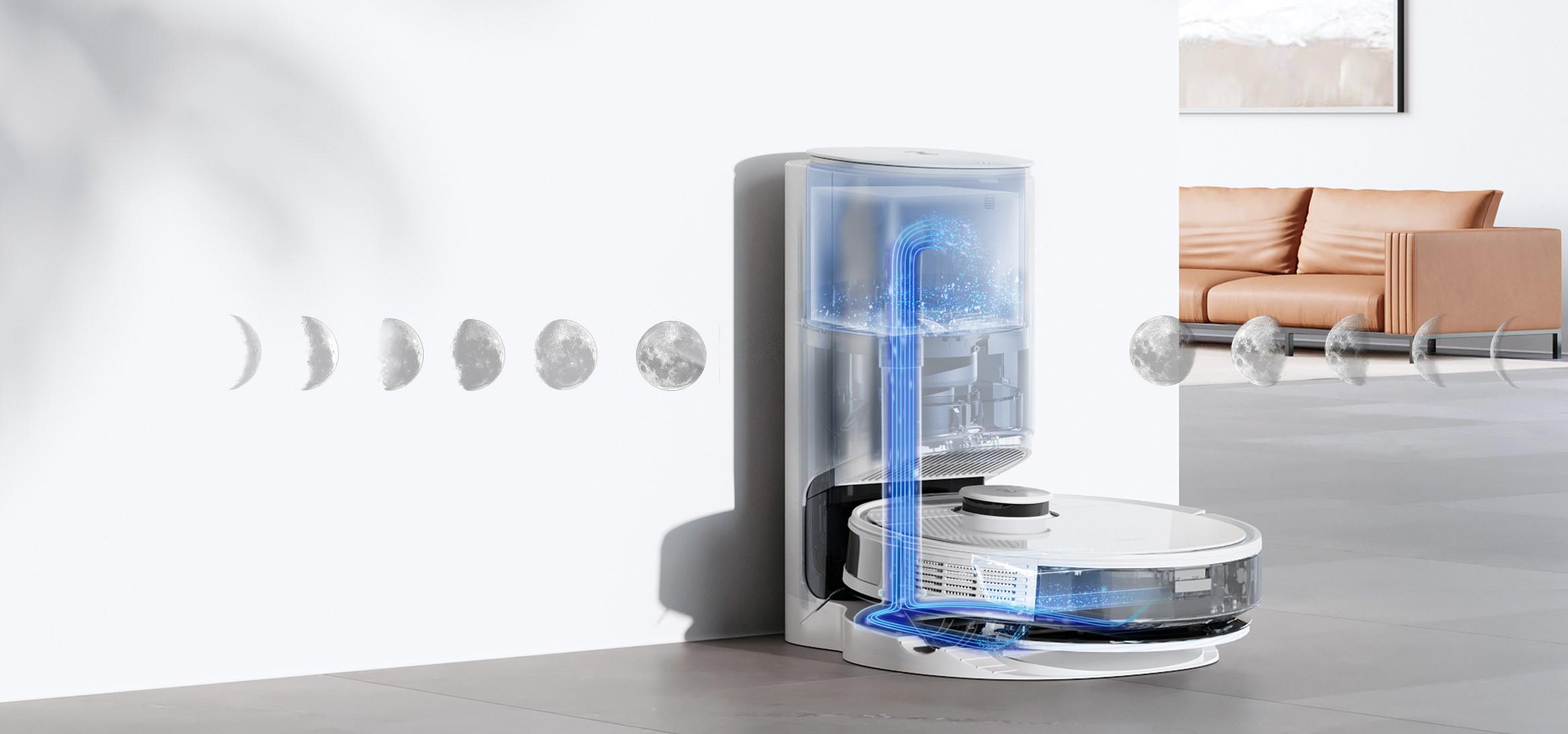 Ecovacs Deebot N8+ : Pulizia completa ed automatica della casa