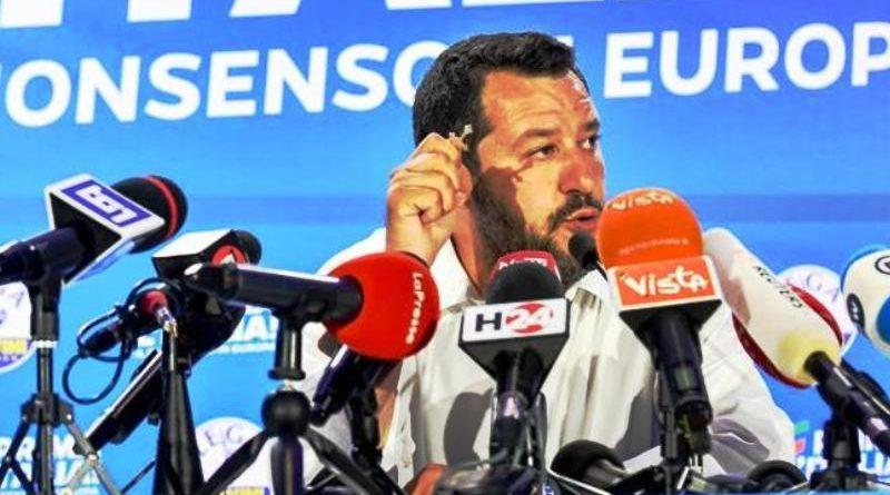 Elezioni anticipate entro maggio: Matteo Salvini pronto per palazzo Chigi