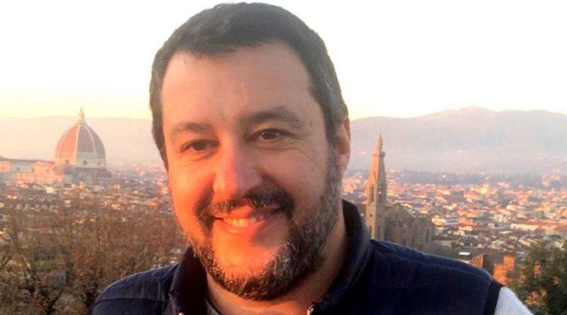 Matteo Salvini chiederà ai parlamentari della Lega di votare sì per il processo