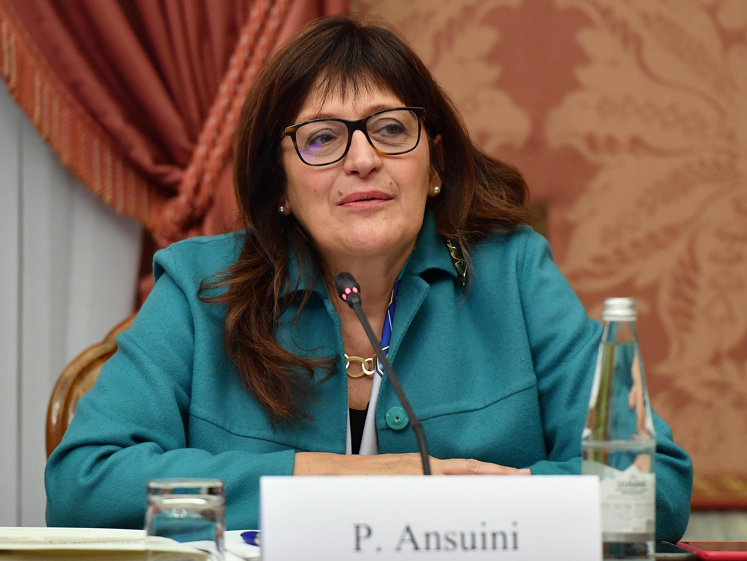 Paola Ansuini chi è la nuova portavoce di Mario Draghi