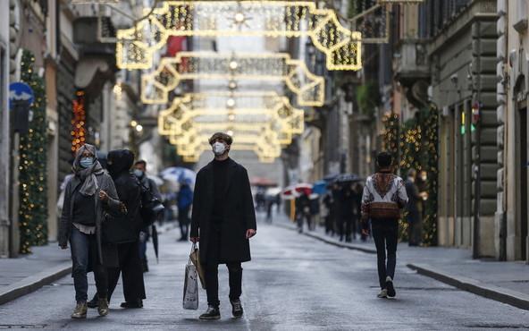La nuova bozza del Dpcm di Natale : A Capodanno coprifuoco alle 22