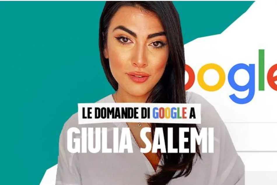 Giulia Salemi : Da piccola mi sentivo diversa, non sono rifatta