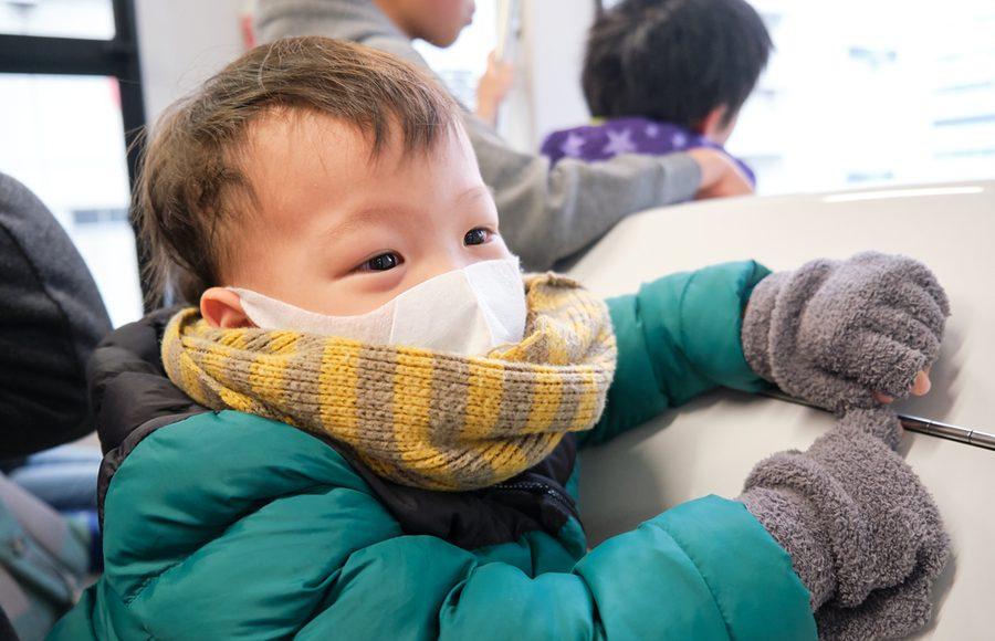 Coronavirus, niente scuola per i bambini che arrivano dalla Cina