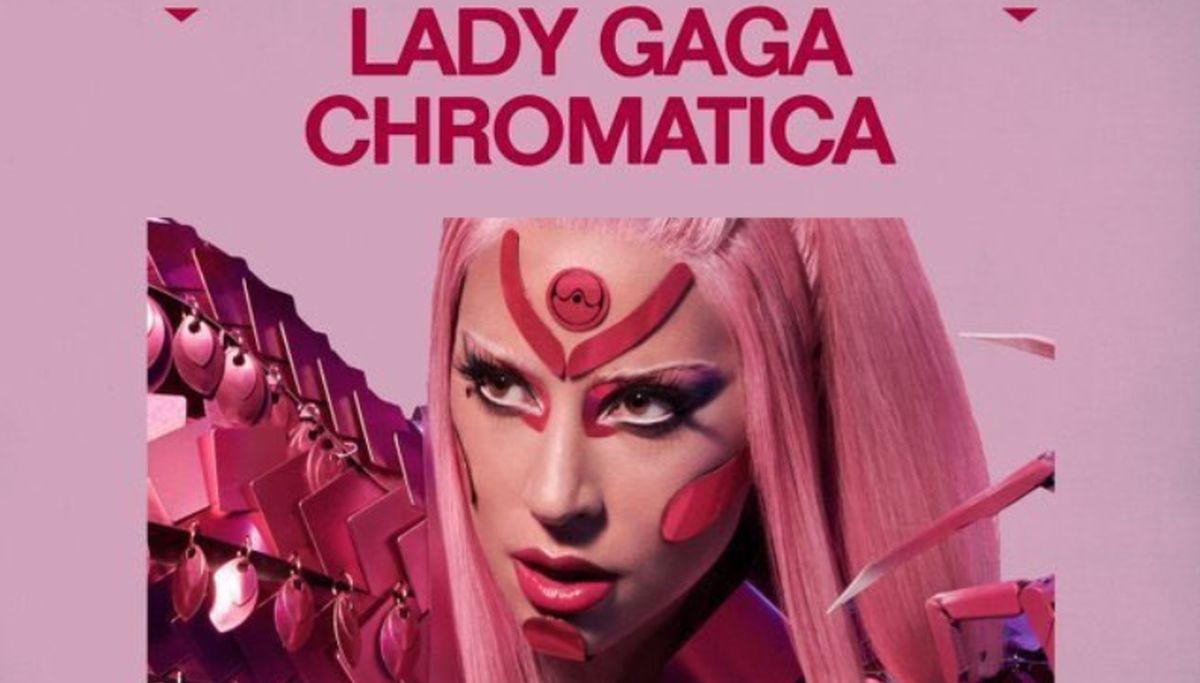 Il nuovo disco Chromatica consacra il cambio di look di Lady Gaga