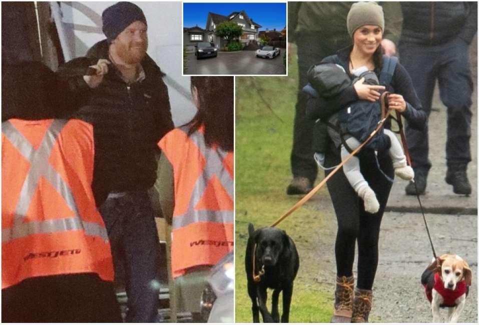Il Principe Harry e Meghan Markle minacciano la stampa dopo le foto al parco