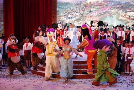 Coronavirus Cina: chiude Disneyland Shanghai