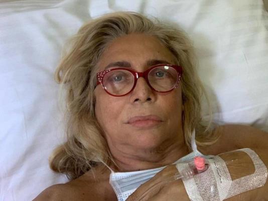 Mara Venier in ospedale : Ecco che cosa è successo