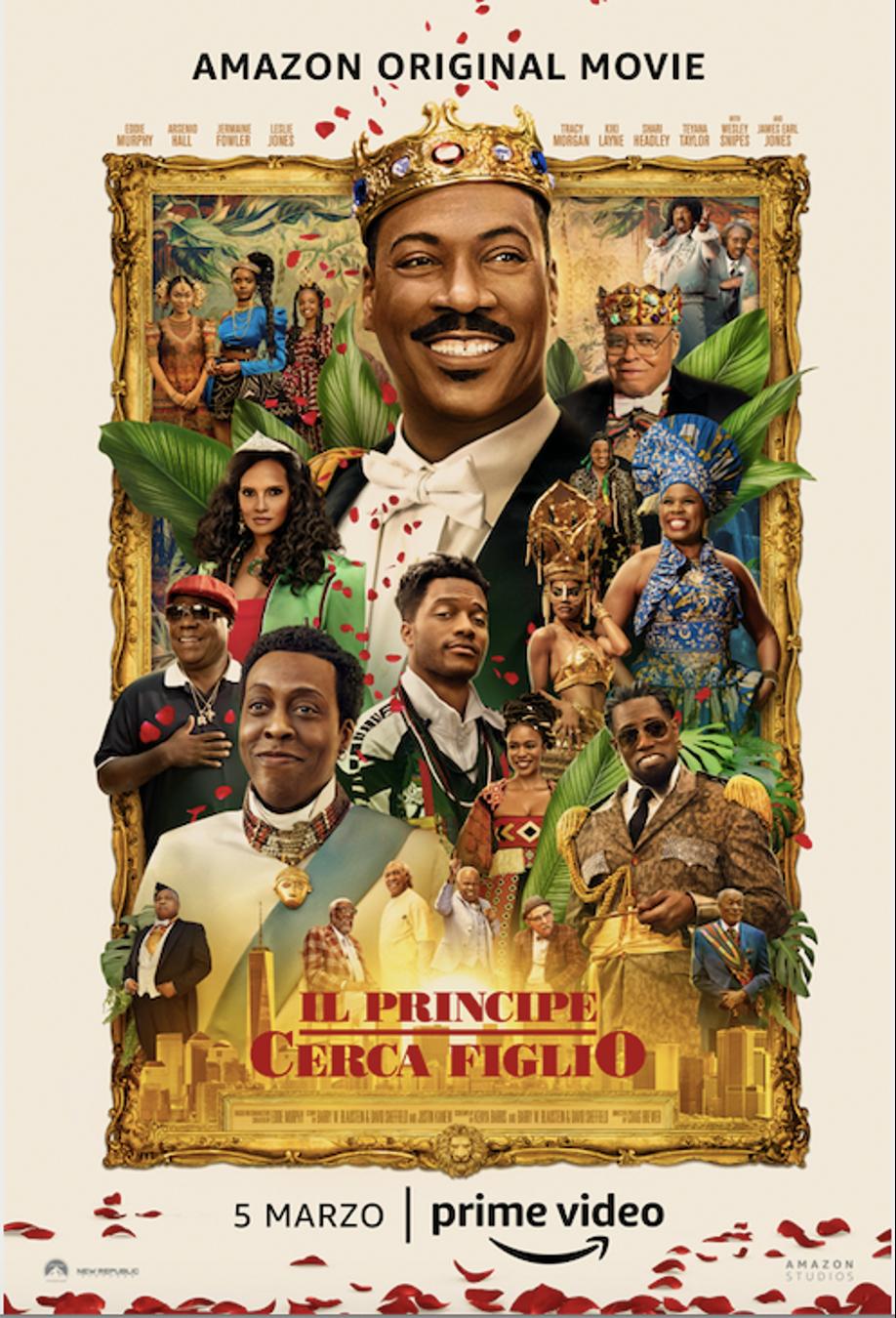 IL PRINCIPE CERCA FIGLIO - Trailer ufficiale e poster