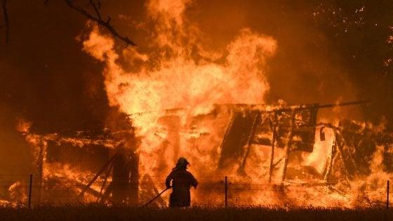 Australia devastata dagli incendi... adesso c