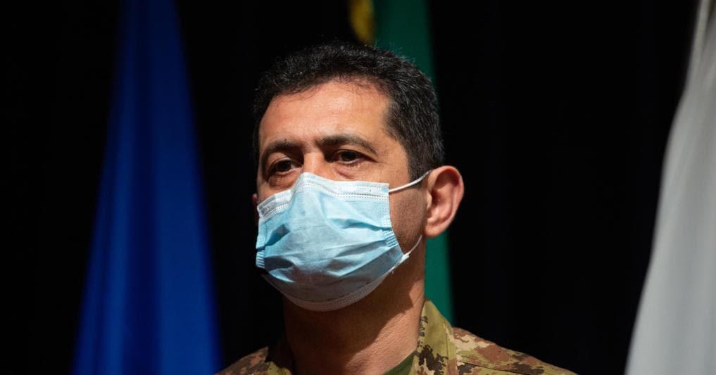 Commissario Figliuolo a De Luca : Vaccinazioni uniformi ovunque