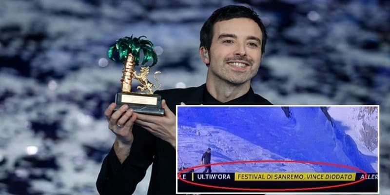 Sanremo 2020: Ecco come faceva SkyTg24 a sapere in anticipo il vincitore