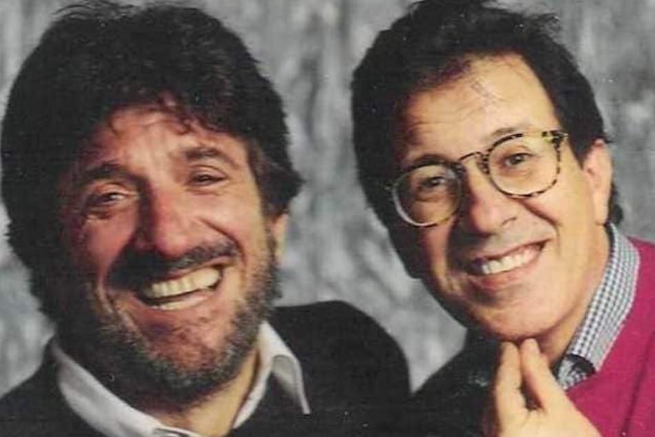 Peppino Di Capri ricorda Gigi Proietti : Canter? la nostra canzone da solo