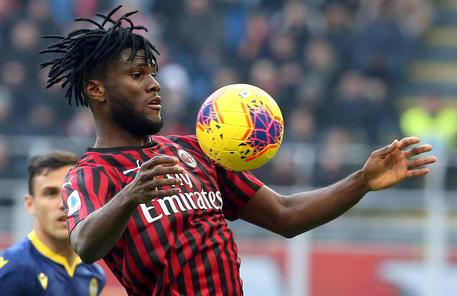 Serie A, tamponi Milan negativi : Kessie ancora in quarantena