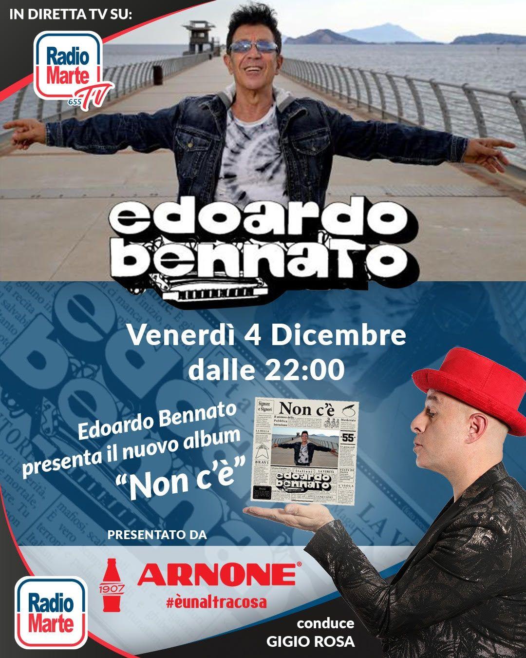 Edoardo Bennato presenta Non c