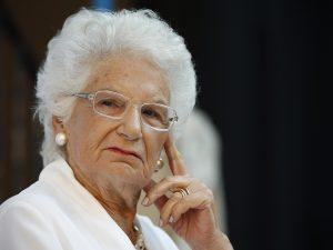 Mai aderito alla manifestazione di Torino! Liliana Segre smentisce le sardine
