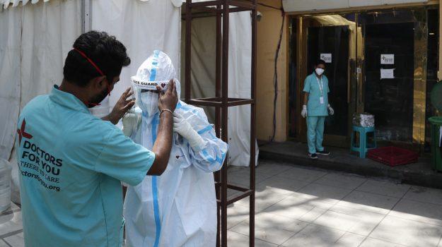 Covid-19 : India verso i 20 milioni di casi