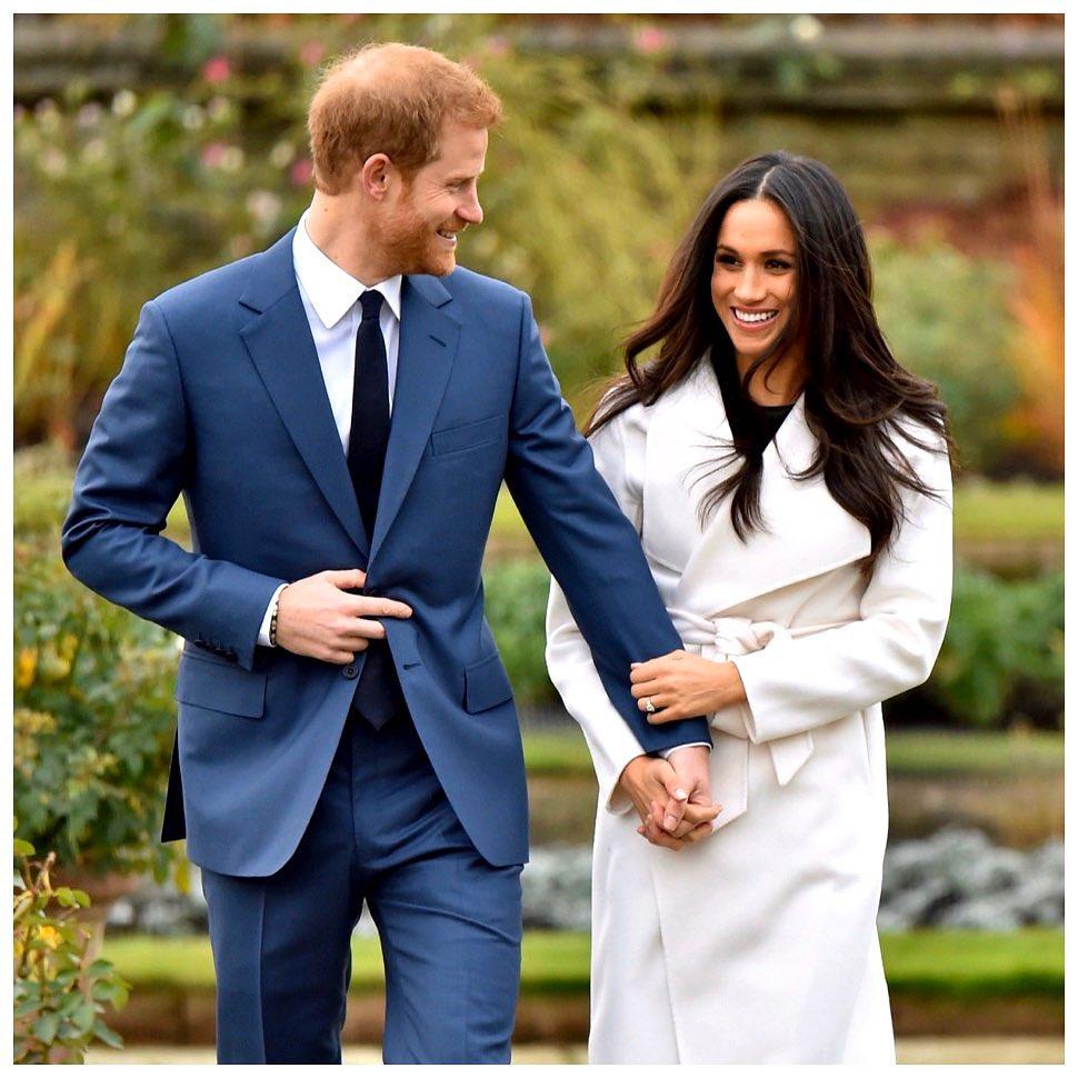 Il principe Harry e Meghan Markle rinunciano allo status di reali