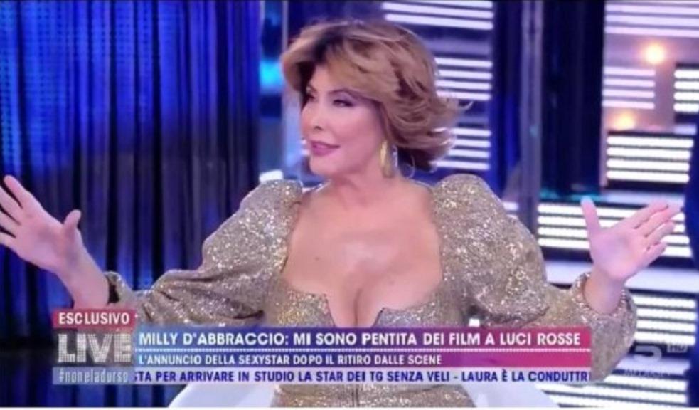 Milly D'Abbraccio, ex di Antonio Zequila: Come attore porno meglio di Rocco Siffredi