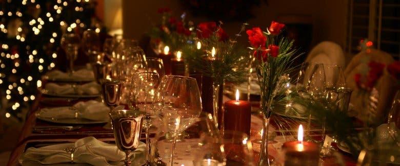 Coronavirus, Cena di Natale : E