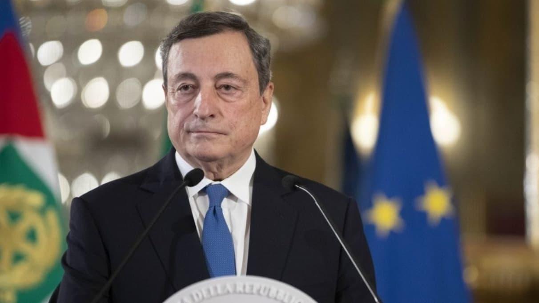 Diretta Mario Draghi al Senato