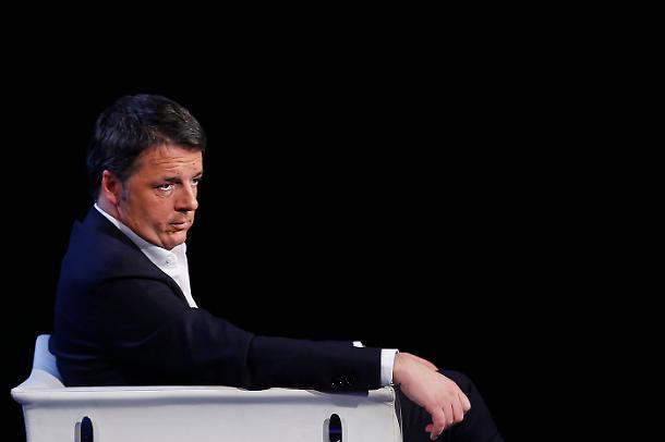 Sondaggio politico Ixè : Matteo Renzi tocca i minimi storici
