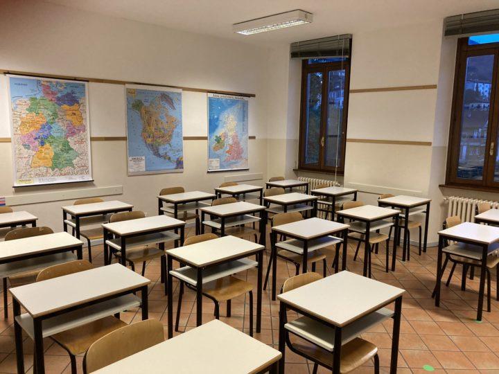 La scuola riapre nel Lazio, ma per alcuni comuni no