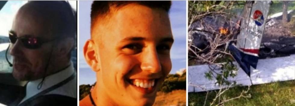 Aereo precipita nel siracusano: muoiono pilota e giovane studente