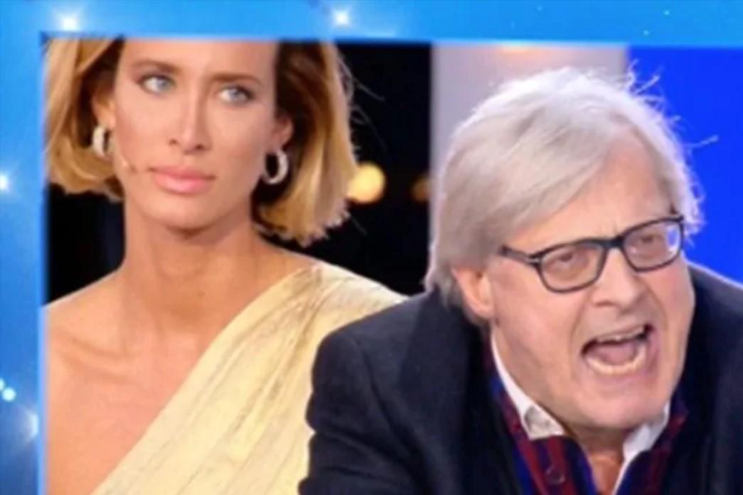 Vittorio Sgarbi e Barbara D'urso, parla Stella Manente: Brutto momento, mai conosciuto Silvio Berlusconi